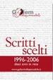 Cover of Golem l'Indispensabile. Scritti scelti 1996-2006