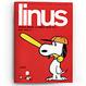 Cover of Linus: anno 1, n. 3, giugno 1965