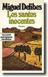 Cover of Los santos inocentes