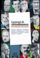 Cover of Lezioni di cittadinanza. Per diventare più umani