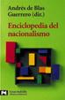 Cover of Enciclopedia del nacionalismo