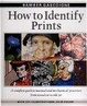 Cover of How to Identify Prints