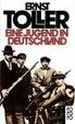 Cover of Eine Jugend in Deutschland