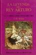 Cover of La leyenda del Rey Arturo III