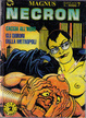 Cover of Necron - Caccia all'indio - Gli orrori della metropoli