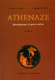 Cover of Athenaze Volume II