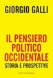 Cover of Il pensiero politico occidentale