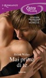 Cover of Mai prima di te
