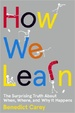 Cover of How We Learn