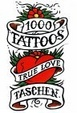 Cover of 1000 Tattoos