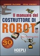 Cover of Il manuale del costruttore di robot