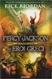 Cover of Percy Jackson racconta gli eroi greci