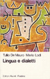 Cover of Lingua e dialetti