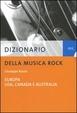 Cover of Dizionario della musica rock