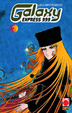 Cover of Galaxy Express 999 vol. 7