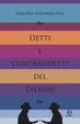 Cover of Detti e contraddetti del Talmud