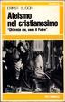 Cover of Ateismo nel cristianesimo