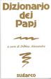 Cover of Dizionario dei papi