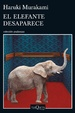 Cover of El elefante desaparece