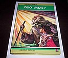 Cover of Quo vadis?