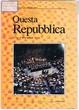 Cover of Questa Repubblica