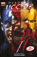 Cover of Deadpool uccide l'universo Marvel
