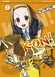 Cover of K-ON! vol. 3