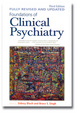 Cover of Foundations of Clinical Psychiatry