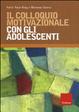Cover of Il colloquio motivazionale con gli adolescenti
