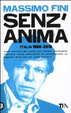 Cover of Senz'anima. Italia 1980-2010