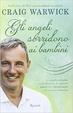 Cover of Gli angeli sorridono ai bambini
