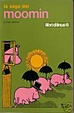 Cover of La saga dei moomin