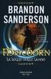 Cover of Mistborn. La legge delle lande