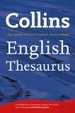 Cover of Collins English Paperback Thesaurus