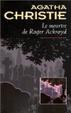 Cover of Le meurtre de Roger Ackroyd