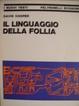 Cover of Il linguaggio della follia