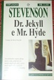 Cover of O estranho caso do Dr. Jekyll e Mr. Hyde