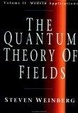 Cover of The Quantum Theory of Fields, Vol. 2