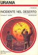 Cover of Incidente nel deserto