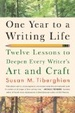 Cover of One Year to a Writing Life