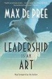 Cover of Leadership Is an Art