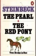 Cover of The Pearl and The Red Pony
