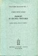 Cover of Principî di critica testuale