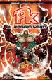 Cover of Pk: Il raggio nero