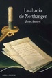 Cover of La abadía de Northanger