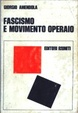 Cover of Fascismo e movimento operaio