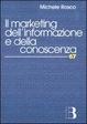 Cover of Il marketing dell'informazione e della conoscenza