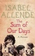 Cover of The Sum of Our Days