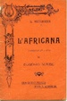 Cover of L'africana