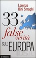 Cover of 33 false verità sull'Europa